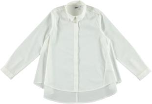 Maxi camicia per bambina ido PANNA-0112