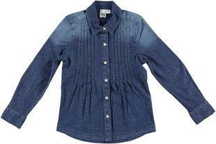Camicia di jeans per bambina ido STONE WASHED-7450