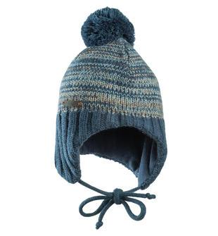 Cappello in misto lana e acrilico effetto melange ido OTTANIO-3937