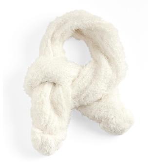 Sciarpa in speciale e morbido tricot ido PANNA-0112