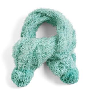 Sciarpa in speciale e morbido tricot ido ACQUA-4145