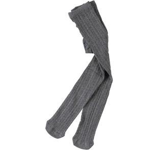Calzamaglia misto cotone elastacizzato ido GRIGIO MELANGE SCURO-8994