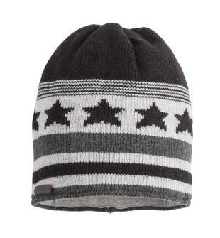 Cappello con fantasia stelle e strisce ido GRIGIO-GRIGIO-8021