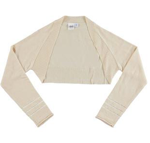 Coprispalle in morbido tricot misto viscosa ido BEIGE-0157