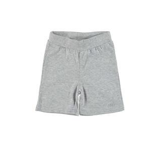 Pantaloncino corto 100% cotone ido GRIGIO MELANGE-8992