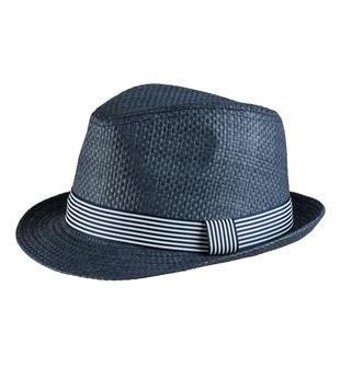 Cappello modello panama per bambino ido NAVY-3856