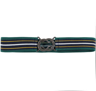 Cintura elastica con fibbia ad incastro ido NAVY-3856