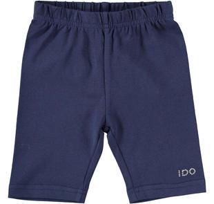 Pantalone corto modello ciclista ido NAVY-3854