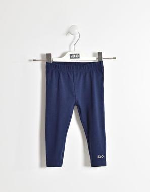 Classico leggings in cotone elasticizzato ido NAVY-3854