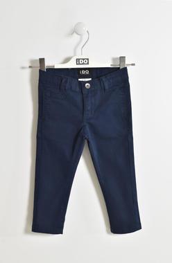 Pantalone in twill per bambino ido NAVY-3885
