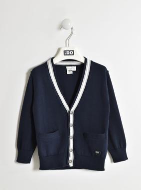 Raffinato cardigan in tricot ido