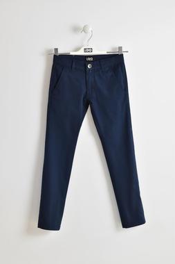 Pantalone lungo in twill leggero ido NAVY-3885