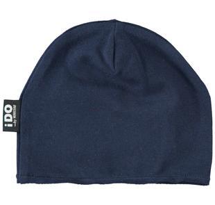 Cappello modello cuffia taglio vivo ido NAVY-3885