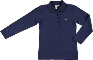 Polo classica in piquè ido NAVY - 3854