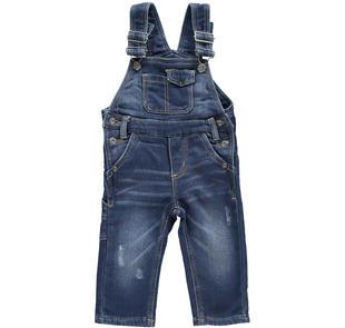 Comoda salopette per bambino dodipetto STONE WASHED-7450