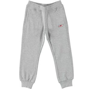 Pantalone per la scuola in felpa dodipettobasic GRIGIO MELANGE-8992