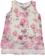 Elegante camicia smanicata con stampa a pois sarabanda PANNA-FIORI POIS - 6F50