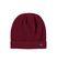 Cappello modello cuffia per bambino sarabanda BORDEAUX - 2537