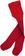 Calzamaglia bambina realizzata con filato lurex sarabanda ROSSO - 2253