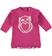 Vestitino in tricot con gufetto in ecopelliccia sarabanda ORCHIDEA - 2456