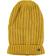 Cappello per bambino a forma di cuffia in tricot sarabanda GIALLO - 1614