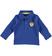Polo 100% cotone con colletto e polsi modello camicia sarabanda ROYAL - 3764