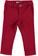 Pantalone modello chinos per bambino in cotone elasticizzato sarabanda BORDEAUX - 2537