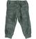 Pantalone modello joggers effetto camouflage sarabanda PANNA-VERDE - 6P10 back