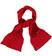 Sciarpa per bambina in lana bouclè sarabanda ROSSO - 2253