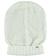 Cappellino per bambina a forma di cuffia in tessuto bouclè sarabanda PANNA-0112