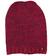 Cappellino per bambina in tricot screziato sarabanda BORDEAUX - 2537