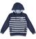 Felpa per bambino in jersey pesante sarabanda NAVY - 3854