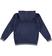 Felpa per bambino in jersey pesante sarabanda NAVY - 3854 back
