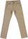 Pantalone modello chinos slim in twill di cotone stretch sarabanda BEIGE - 0414