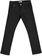 Pantalone modello chinos slim in twill di cotone stretch sarabanda NERO - 0658