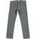 Pantalone bambino in elegante tessuto di cotone armaturato sarabanda GRIGIO - 0516