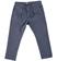 Pantalone per bambino cavallo calato in gabardina di cotone sarabanda NAVY - 3854