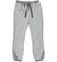 Comodo e versatile pantalone per bambina in felpa lurex sarabanda GRIGIO MELANGE - 8994