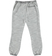 Comodo e versatile pantalone per bambina in felpa lurex sarabanda GRIGIO MELANGE - 8994 back