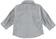 Camicia classica a manica lunga in misto cotone elasticizzato minibanda BIANCO-BARCHETTE-6D60 back