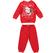 Pigiama orsetto Babbo Natale per bambini  ido ROSSO-2253