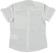 Camicia manica corta colletto alla coreana ido BEIGE - 0436_back