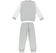 Pigiama bambino in felpa di cotone garzata ido AZZURRO - 3633 back