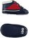 Scarpina modello sneaker ido BLU-ROSSO-8031