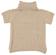 Mini abito in tricot effetto pelliccia ido BEIGE - 0924 back