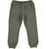 Comodo e pratico pantalone in jersey di cotone ido VERDE MILITARE - 5557