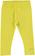 Versatile e comodo leggings bambina in cotone elasticizzato ido GIALLO - 1432