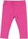 Versatile e comodo leggings bambina in cotone elasticizzato ido FUXIA - 2453
