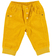 Pantalone in vellutto 100% cotone ido GIALLO - 1615