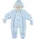 Tutone termico in microfibra per neonato ido SKY - 5818